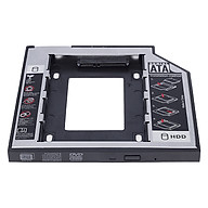 HDD Caddy 12.7mm for 2.5 2TB SATA 3.0 SSD Case Hard Disk Drive Box Enclosure DVD Adapter or Laptop CD-ROM DVD-ROM thumbnail