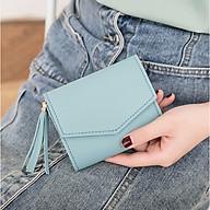 Túi thời trang nữ - Ví Nữ - Ví Bóp Da SINO Cầm Tay Nữ Mini thương hiệu SINO.VIW01 thumbnail
