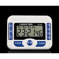 Đồng hồ bấm giờ có chế độ đếm ngược mini V2 (Tặng kèm miếng thép đa năng 11in1) thumbnail