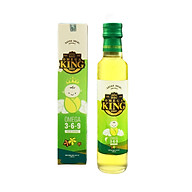 Dầu Sachi Omega 3-6-9 trẻ em - Omega King Kiddy 250ml thumbnail