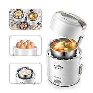 Hộp đựng cơm trưa hâm nóng nấu cơm có nhiều tầng chứa - Hàng chính hãng thumbnail