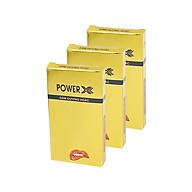 Sủi tăng cường sinh lý Nam giới PowerX Hộp 2 - Combo 3 thumbnail