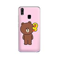 Ốp lưng dẻo cho điện thoại Vivo Y91 - 01120 7860 BROWN19 - Hàng Chính Hãng thumbnail