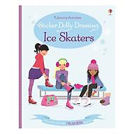 Usborne Sticker Dolly Dressing Ice Skaters thumbnail