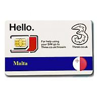 Sim Du lịch Malta 4g tốc độ cao thumbnail