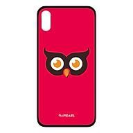 Ốp Dành Cho iPhone XS Max iPearl Cute 3D (6954268136251 - Owl) - Hàng chính hãng thumbnail