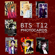 100 HÌNH ẢNH PHOTOCARD Dark Steampunk BTS T12 ĐỘC QUYỀN thumbnail