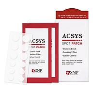 Miếng Dán Mụn SNP Acsys Spot Patch (72 miếng) thumbnail