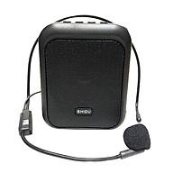 Loa Trợ Giảng Có Dây Hỗ Trợ Nghe Nhạc Bluetooth 5.0 SHIDU SD-M100 Hàng Chính Hãng thumbnail