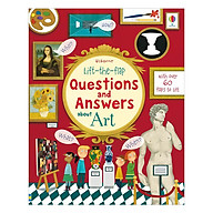 Usborne Lift-the-Flap Questions and Answers about Art thumbnail