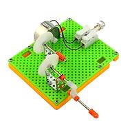 Tooyful Tự Làm Tay Quay Máy Phát Điện Lắp Ráp Mô Hình Trẻ Em Sinh Viên Khoa Học Giáo Dục Đồ Chơi thumbnail