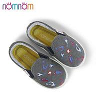 Giày trẻ em Nomnom EP B1951 Ghi thumbnail
