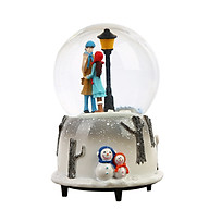Hộp nhạc quả cầu - Tuyết yêu thương thumbnail