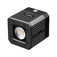 Waterproof Aluminum Alloy Cube LED Video Light 5600K Diving Fill Light Strobe Flash with 1 4 Inch Screw Hole for Canon thumbnail