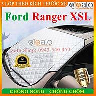 Bạt Phủ dành cho Ô Tô Ford Ranger XLS Cao Cấp 3 Lớp Chống Nắng Nóng Chống Nước Chống xước thumbnail