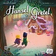 Hansel Và Gretel (Hoạt Hình Song Ngữ 4D) thumbnail