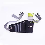 Túi đai đeo bụng hông chạy bộ phản quang DOPI360 có ngăn đựng bình nước DOPI12 thumbnail