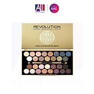 Bảng mắt Makeup Revolution Fortune Favours The Brave (Bill Anh) thumbnail