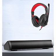 Combo Loa Vi Tính Thông Minh V-189, Hộ Trợ Bluetooth, Kiểu Dáng Sang Trọng Cao Cấp + Tặng Tai Nghe Chụp Tai Chuyên Game Cao Cấp thumbnail
