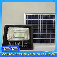 Đèn pha led năng lượng mặt trời DK311 60W thumbnail