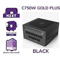 Nguồn Máy Tính Công Suất 750W NZXT C750 GOLD PLUS- Hàng Chính Hãng thumbnail
