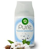 Bình xịt tinh dầu thiên nhiên Air Wick Soft Cotton 250ml QT06518 - hương hoa bông thumbnail