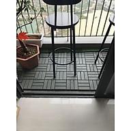 Combo 3 tấm Vỉ Nhựa Lót Sàn gỗ tự nhiên lát ngoài trời 12 nan - Tấm Ván Lót Sàn Gỗ Vỉ Nhựa 12 Nan thumbnail