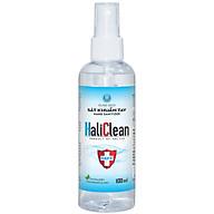 Dung dịch sát khuẩn tay bề mặt chất lượng xuất khẩu HaliClean Hand Sanitizer chai 100ml 300ml thumbnail