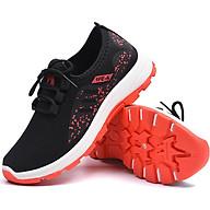 Giày sneaker thể thao nữ buộc dây siêu nhẹ V223 thumbnail