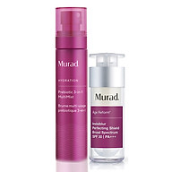 Set Murad Invisiblur Perfecting Shield Broad Spectrum SPF 30 PA +++ TẶNG Phun sương sinh học đa chức năng Murad Prebiotic 3-In-1 MultiMist thumbnail