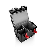 Hộp Chống Ẩm xách tay Nikatei Drybox NC-10 ( Dung tích 10 Lít, bộ hút ẩm dùng điện sạc)- Chính hãng bảo hành 12 tháng thumbnail