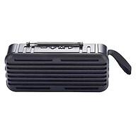 Loa bluetooth không dây Lanith D6 cao cấp Tặng dây cáp sạc 3 đầu Loa không dây D6 âm thanh chuẩn chất lượng, màu sắc sang trọng kèm dây đeo phong cách - Hàng nhập khẩu L0000D6.CAP0001 thumbnail