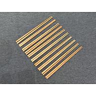 Bộ 10 đôi đũa gỗ cao cấp thumbnail
