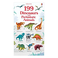 Usborne 199 Dinosaurs and Prehistoric Animals thumbnail