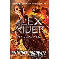 Alex Rider Snakehead (Book 7 of 12 Alex Rider Series) thumbnail
