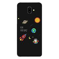 Ốp lưng dẻo cho điện thoại Samsung Galaxy J6 PLus_0510 SPACE06 - Hàng Chính Hãng thumbnail