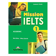 Mission IELTS 1 Academic Workbook With Audio CD thumbnail