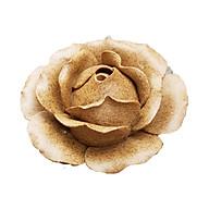 Dụng cụ đốt nụ trầm và cắm nhang trầm hoa gốm cao cấp xuất Nhật DDT12 thumbnail