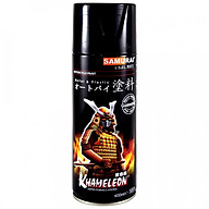 Chai sơn xịt Samurai Kurobushi 109 màu đen bóng 400ml thumbnail
