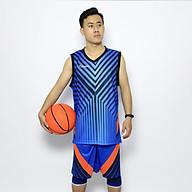 Quần áo bóng rổ Vinasport Liner Blue thumbnail