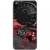 Ốp lưng dành cho Honor 7X mẫu Đồng hồ tốc độ đỏ thumbnail