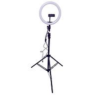 Đèn Led tròn LiveStream 26CM - Trang điểm - Chụp ảnh - Xăm nghệ thuật - SIêu sáng - Có nút chỉnh 3 chế độ sáng thumbnail