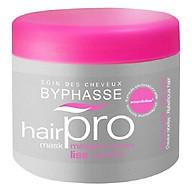 Ủ Tóc Hair Pro Byphasse Dành Cho Tóc Xơ Rối (500ml) màu hồng thumbnail