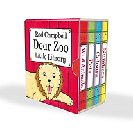 Dear Zoo Little Library - Thân gửi sở thú thumbnail