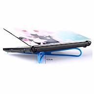 Giá đỡ làm mát máy tính sách tay, dụng cụ hỗ trợ tản nhiệt laptop thông minh tiện dụng thumbnail