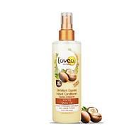 Xịt dưỡng tóc chắc khoẻ, mềm mại từ Bơ hạt mỡ LOVEA Karité Karma Démêlant Express 250ml thumbnail