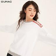 Áo Sweater in vai GUMAC ATB1140 thumbnail