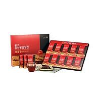 Combo 2 hộp 20 gói Hồng sâm Hàn Quốc thái lát tẩm mật ong 200gram - Daedong Korea Ginseng thumbnail