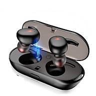 Tai Nghe Bluetooth 5.0 TWS T2C-PLUS VINETTEAM- Cảm Ứng 1 Chạm - Chống Nước IPX7 - Pin 12h - Đàm Thoại - Tự Kết Nối- CHÍNH HÃNG thumbnail