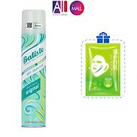 Dầu gội khô Batiste dry shampoo 200ml TẶNG mặt nạ Sexylook (Nhập khẩu) thumbnail